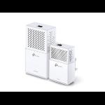TP-LINK TL-WPA7510 KIT 1000Mbit/s Ethernet LAN Wi-Fi Wit 2stuk(s) PowerLine-netwerkadapter