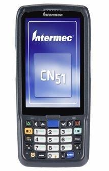 Intermec CN51 handheld mobile computer 10.2 cm (4