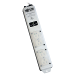 Tripp Lite SPS406HGULTRA surge protector 4 AC outlet(s) 120 V 1.83 m White