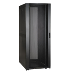 Tripp Lite 42U Wide Server Rack, Euro-Series - 800 mm Width, Expandable Cabinet, Doors & Side Panels Included