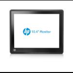 """HP L6010 26.4 cm (10.4"""") 1024 x 768 pixels LED Black"""