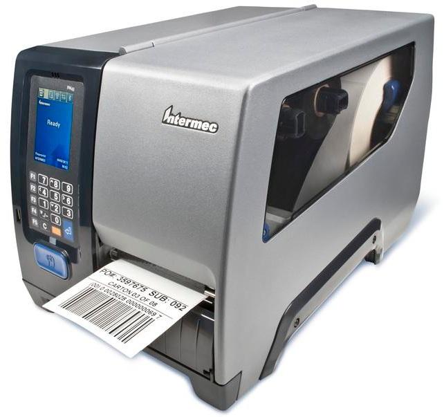 Intermec PM43 labelprinter Thermo transfer 300 x 300 DPI