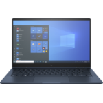 "HP Elite Dragonfly G2 LPDDR4x-SDRAM Hybrid (2-in-1) 33.8 cm (13.3"") 1920 x 1080 pixels Touchscreen 11th gen Intel® Core™ i7 16 GB 512 GB SSD Wi-Fi 6 (802.11ax) Windows 10 Pro Blue"