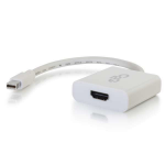 C2G 54308 Mini DisplayPort HDMI White cable interface/gender adapter