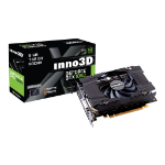 Inno3D N1060-2DDN-N5GN GeForce GTX 1060 6GB GDDR5 graphics card