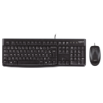 Logitech Desktop MK120 Wired simplicity