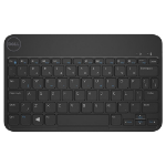 DELL 460-BBHL Bluetooth Black,Grey mobile device keyboard