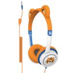 ifrogz little rockerz costume Oranje Circumaural Hoofdband koptelefoon