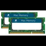 Corsair CMSA8GX3M2A1066C7 memory module 8 GB DDR3 1066 MHz