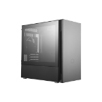Cooler Master Silencio S400 Mini Tower Black