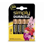 Duracell Simply AA Single-use battery Alkaline