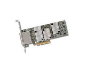 Broadcom SAS 9206-16E SGL interface cards/adapter SAS,SATA Internal
