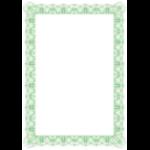 Computer Craft Green Reflex A4 Certificate Paper Pack 30