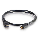 C2G 81999 1.5m HDMI Mini-HDMI Black HDMI cable
