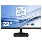 Philips V Line Full HD LCD monitor 223V7QDSB/00