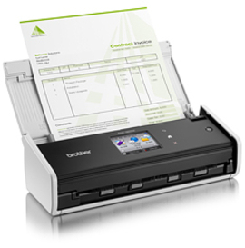 Brother ADS-1600W ADF scanner 600 x 600DPI A4 Black,White scanner