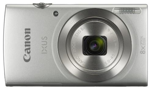 """Canon Digital IXUS 185 Compact camera 20MP 1/2.3"""" CCD 5152 x 3864pixels Silver"""