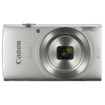 "Canon Digital IXUS 185 Compact camera 20 MP CCD 5152 x 3864 pixels 1/2.3"" Silver"