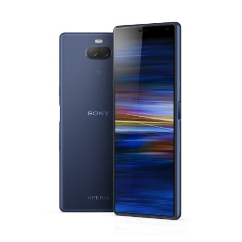 "Sony Xperia 10 15.2 cm (6"") 3 GB 64 GB 4G USB Type-C Navy Android 9.0 2870 mAh"