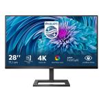 "Philips 288E2A/00 computer monitor 71.1 cm (28"") 3840 x 2160 pixels 4K Ultra HD LED Black"