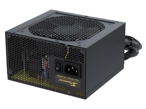 Seasonic CORE-GC-500 power supply unit 500 W 20+4 pin ATX ATX Black