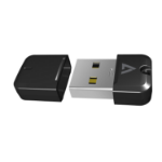 V7 VP2N32G USB flash drive 32 GB USB Type-A 2.0 Zwart