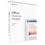 Microsoft Office 2019 Home & Student Full 1 license(s) German