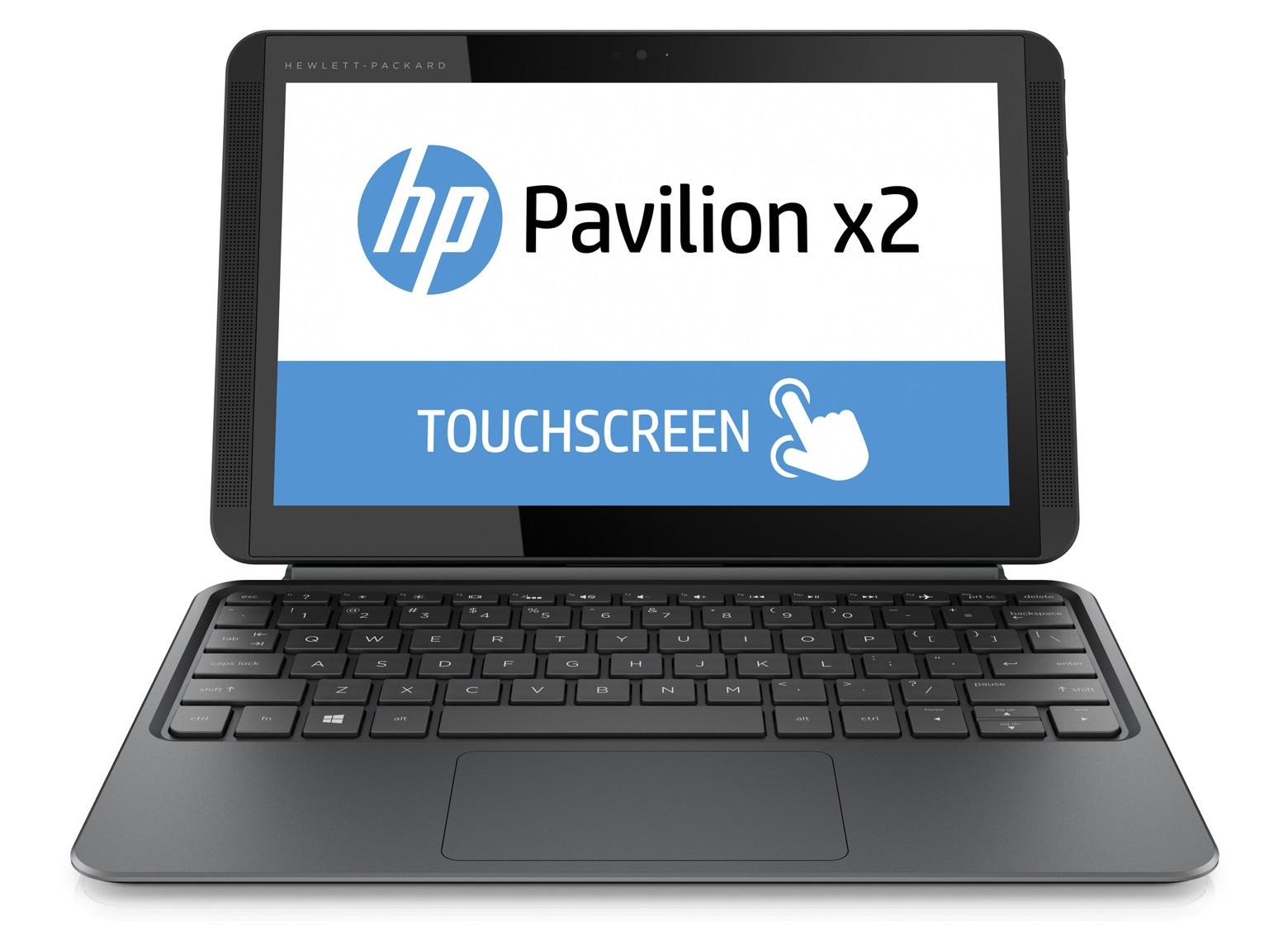 HP Pavilion x2 10-k007na