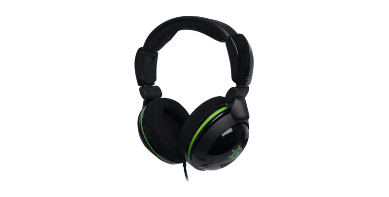 Steelseries Spectrum 5xb Black headset