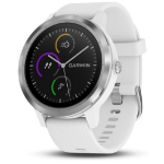 Garmin vívoactive 3 sport watch White Touchscreen 240 x 240 pixels Bluetooth