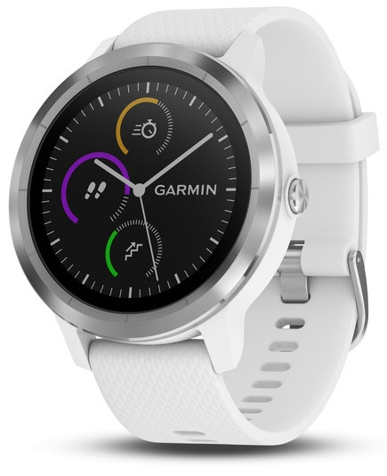 Garmin vívoactive 3 Touchscreen Bluetooth White sport watch