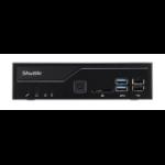 Shuttle XPС slim DH310V2 1L sized PC Black Intel® H310 LGA 1151 (Socket H4)