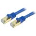 StarTech.com C6ASPAT7BL netwerkkabel 2,13 m Cat6a U/FTP (STP) Blauw