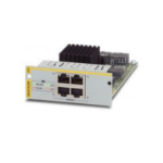 ALLIED TELESIS 4 x 10G-T module for SBx81XLEM line card