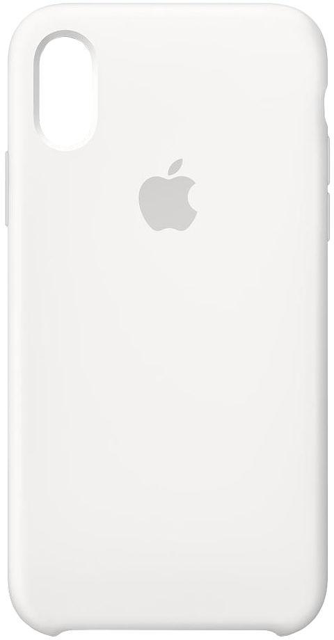 "Apple MRW82ZM/A mobile phone case 14.7 cm (5.8"") Skin case White"