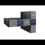 Eaton 9PX3000IRTN + 3Y Warranty 3000VA 10AC outlet(s) Rackmount/Tower Black uninterruptible power supply (UPS)