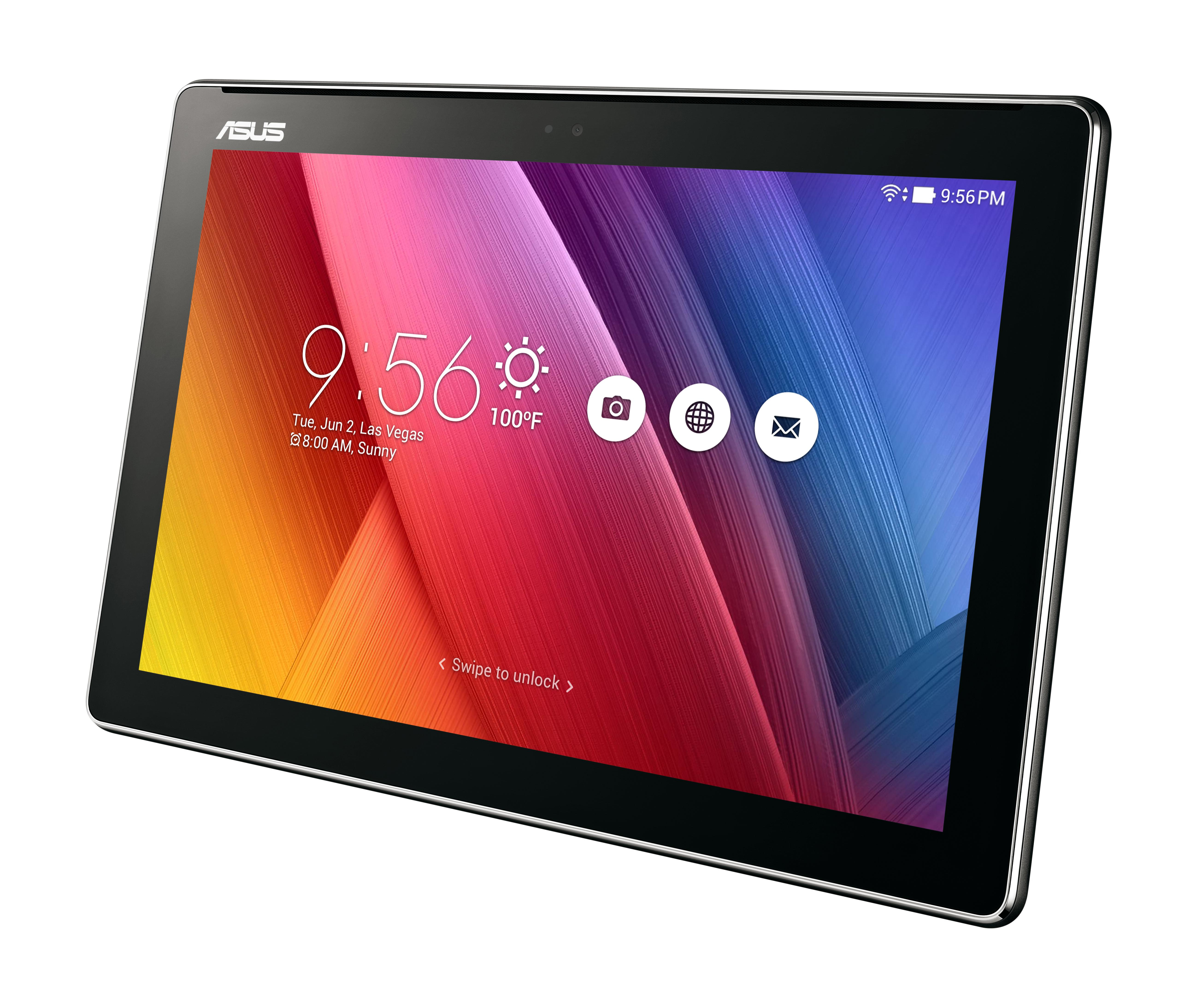 ASUS ZenPad Z300M-6A035A Black tablet
