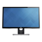 "DELL S Series SE2416H LED display 61 cm (24"") Full HD Matt Black"