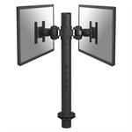 "Newstar FPMA-D050DBLACK 30"" Black flat panel desk mount"