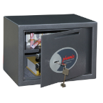 Phoenix Safe Co. SS0802KD safe Graphite, Metallic 17 L Steel