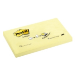Post-It R350-Y Yellow self-adhesive label