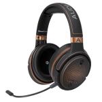 Audeze MOBIUS Headset Head-band Black,Brass