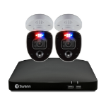 Swann SWDVK-456802RL-EU video surveillance kit Wired 4 channels