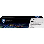HP CE310A (126A) Toner black, 1.2K pages