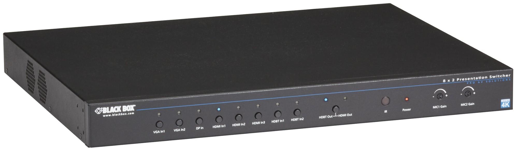 Black Box AVSC-0802H video scaler