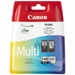 Canon 5225B007 (PG-540 CL 541) Printhead multi pack, 180 pages, 8ml + 8ml, Pack qty 2