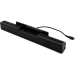 NEC MultiSync Soundbar 70 Wired 2.0 4W Black soundbar speaker