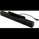 NEC MultiSync Soundbar 70 Wired 2.0 4W Black soundbar speaker