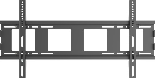 "Vision VFM-W8X4 flat panel wall mount 2.13 m (84"") Black"