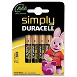 Duracell Simply AAA Single-use battery Alkaline 1.5 V